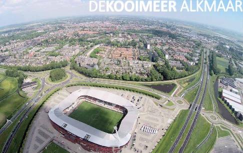 Wooncomplex voor ouderen met een zorgvraag 'De Kooimeer', Alkmaar