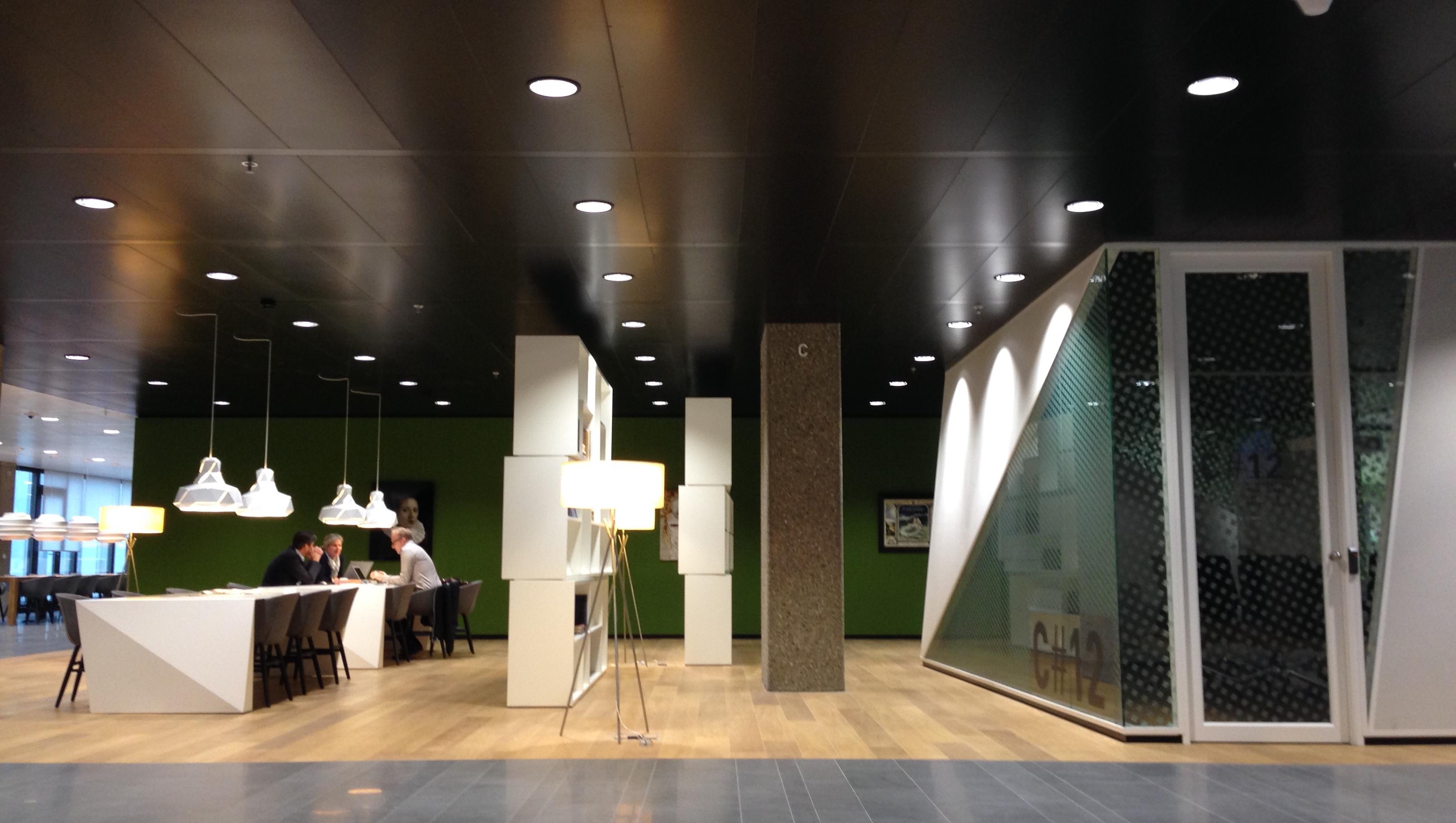 Hoofdkantoor verzekeringsmaatschappij ASR, Utrecht