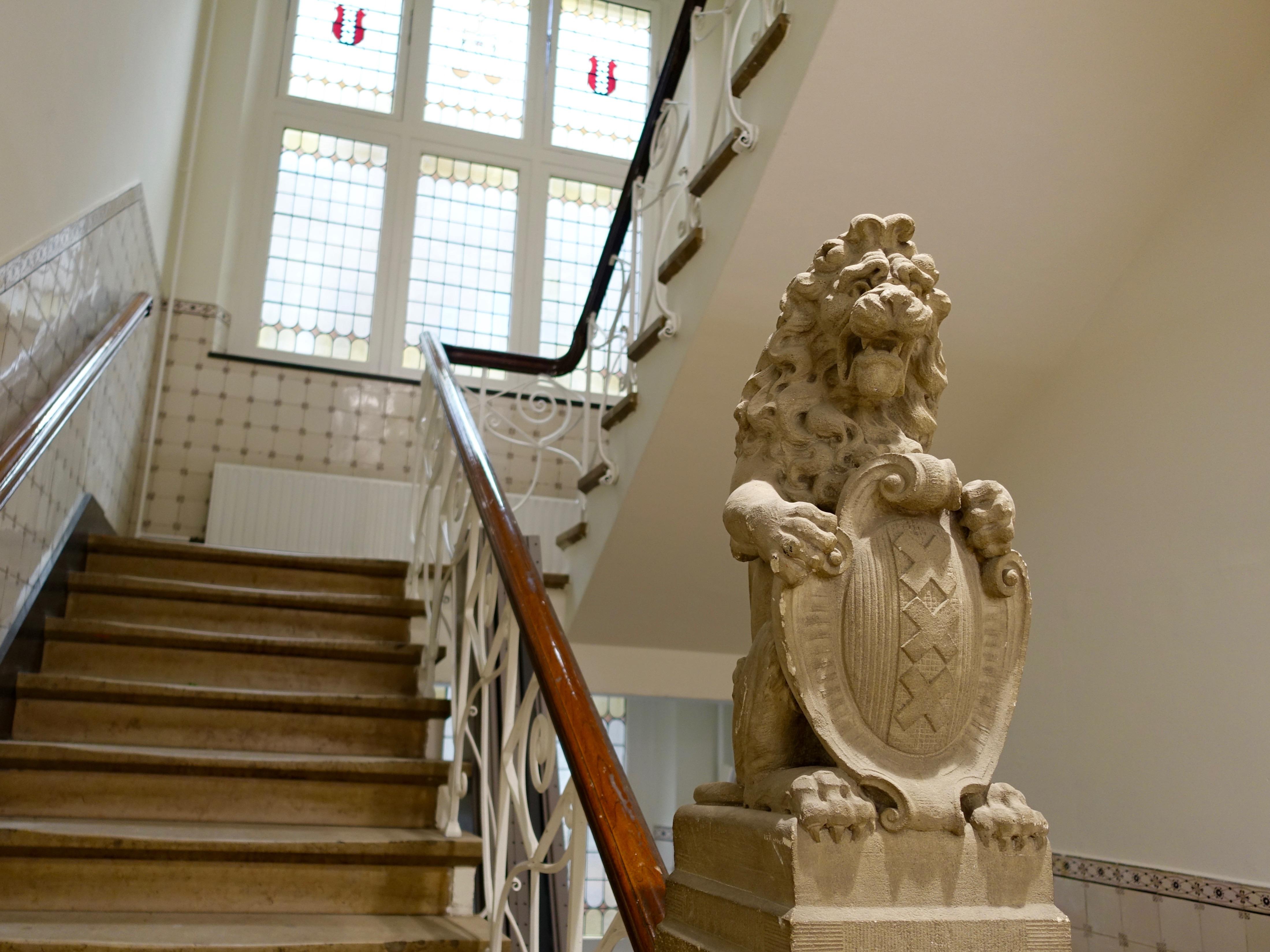 Hoofdkantoor Koninklijke Nederlandse Akademie van Wetenschappen (KNAW), Amsterdam