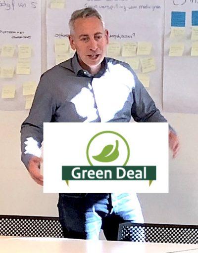 2018 Green Deal Edwin van der Werff