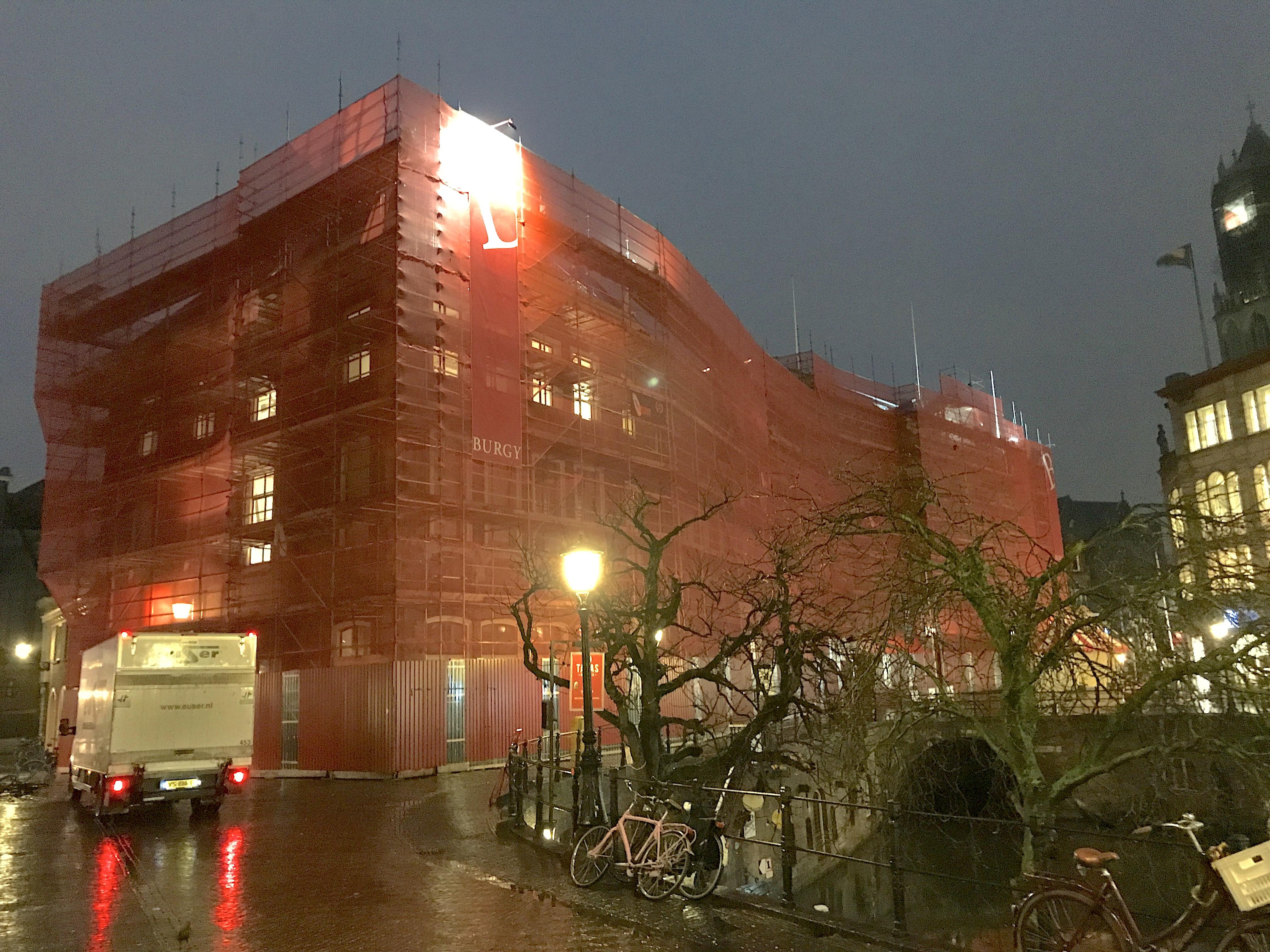Revitalisering Stadhuis Utrecht