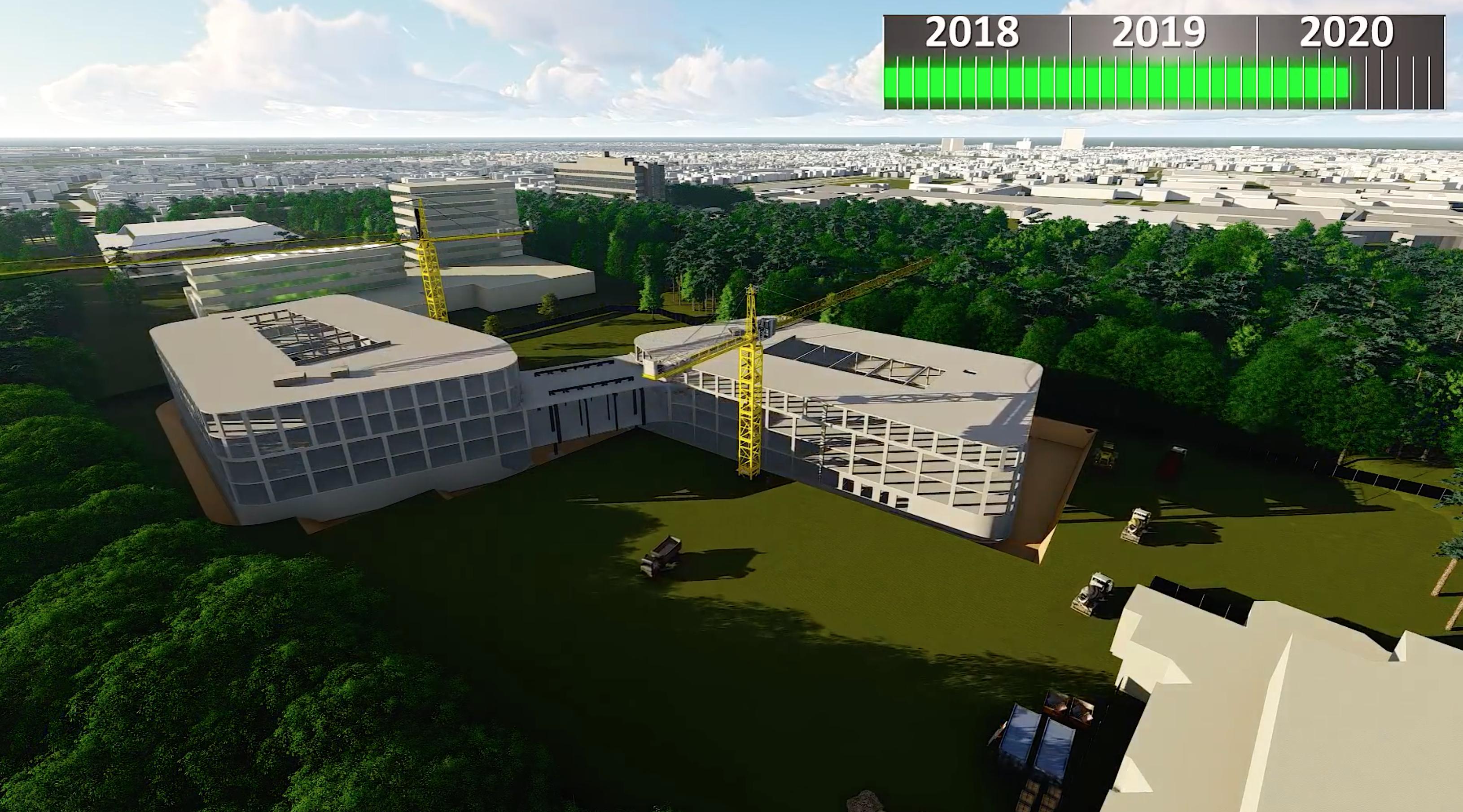 Campusontwikkeling Radboud Universiteit