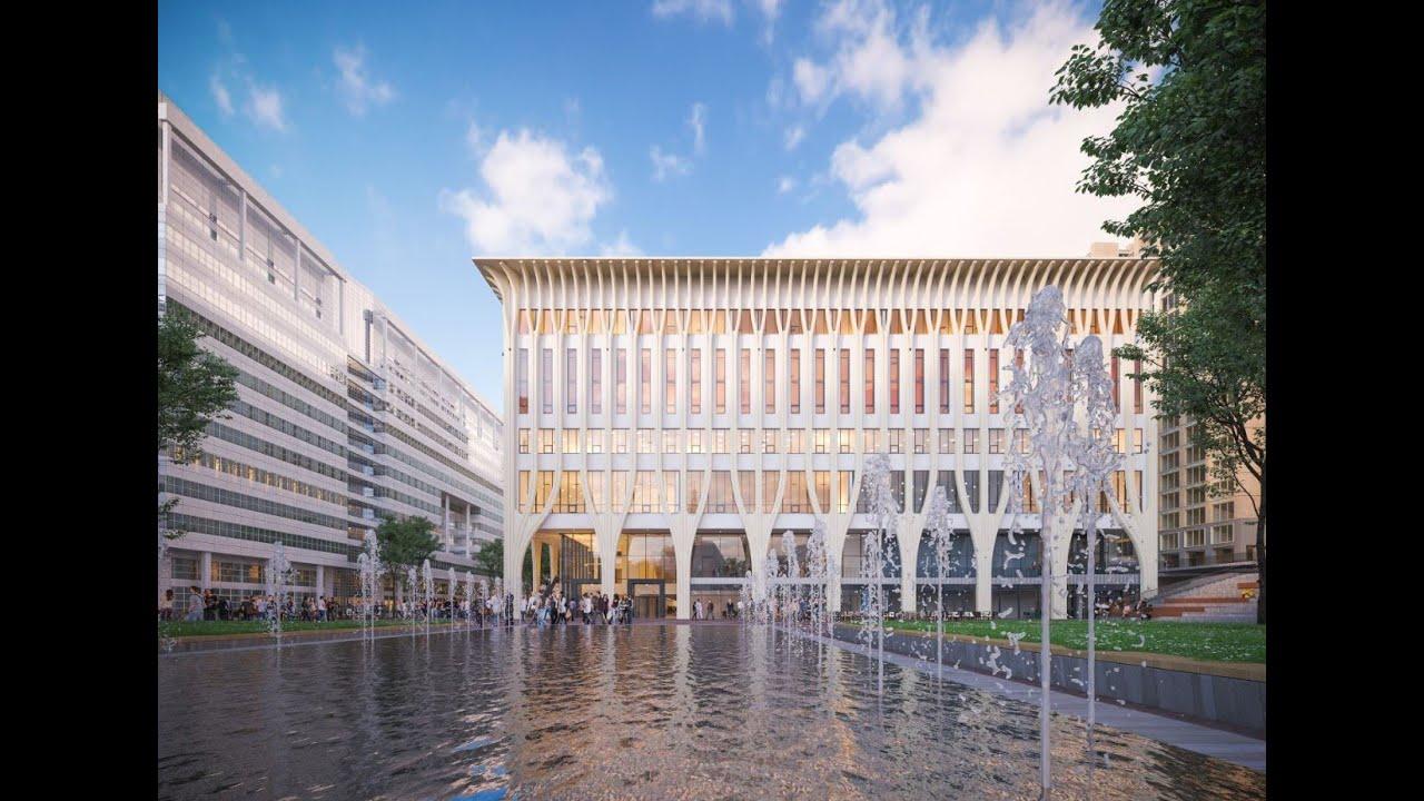 Nieuwbouw Cultuurhuis Amare, Den Haag